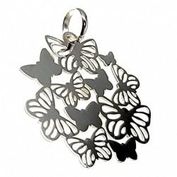 Colgante Mariposas Caladas...