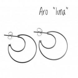 Aro Luna Plata