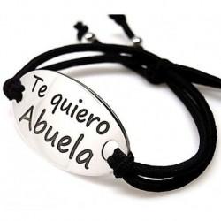 """Pulsera """" Te quiero Abuela..."""
