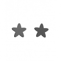 Pendiente Star Plata