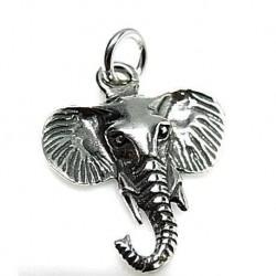 Colgante Elefante Plata