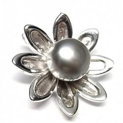 Colgante Perla Cultivada Plata