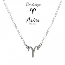 Collar Aries Plata