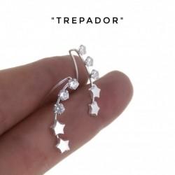 Trepador Stone Star Plata
