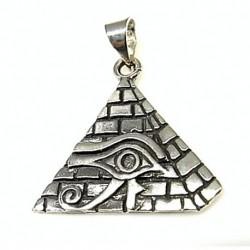 Colgante Pirámide Ojo de...