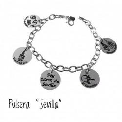 Pulsera Sevilla Plata