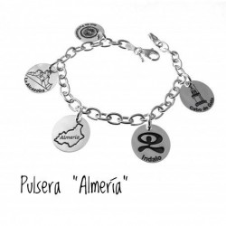 Pulsera Alemria Plata